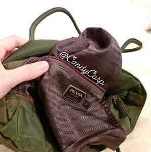 Prada Bags - PRADA Tessuto Waterproof Nylon Tote Bag